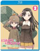 Girls und Panzer das Finale Part 2 Blu-ray