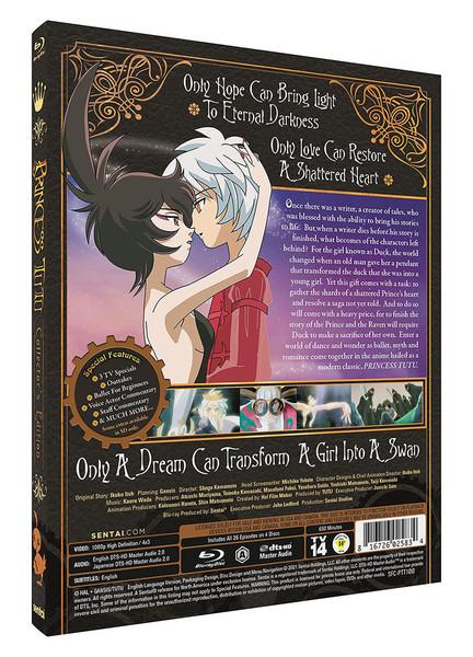 Princess Tutu Steelbook Blu-ray