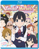 Tamako Market Love Story Collection Blu-ray