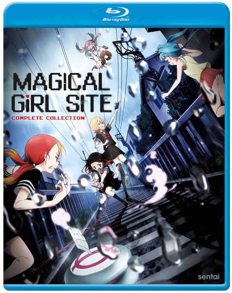 Magical Girl Site Blu-ray
