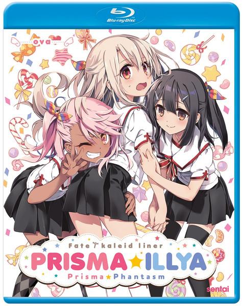 Fate/kaleid Liner Prisma Illya Primsa*Phantasm Blu-ray