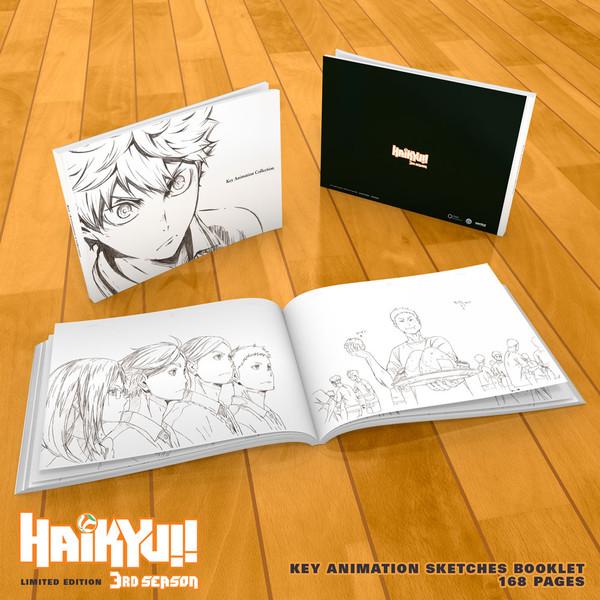Haikyu!! Season 3 Premium Box Set Blu-ray/DVD