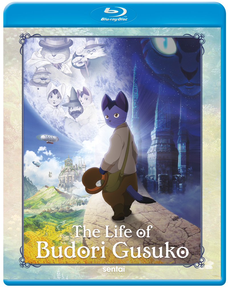 The Life of Budori Gusuko Blu-ray 816726026619