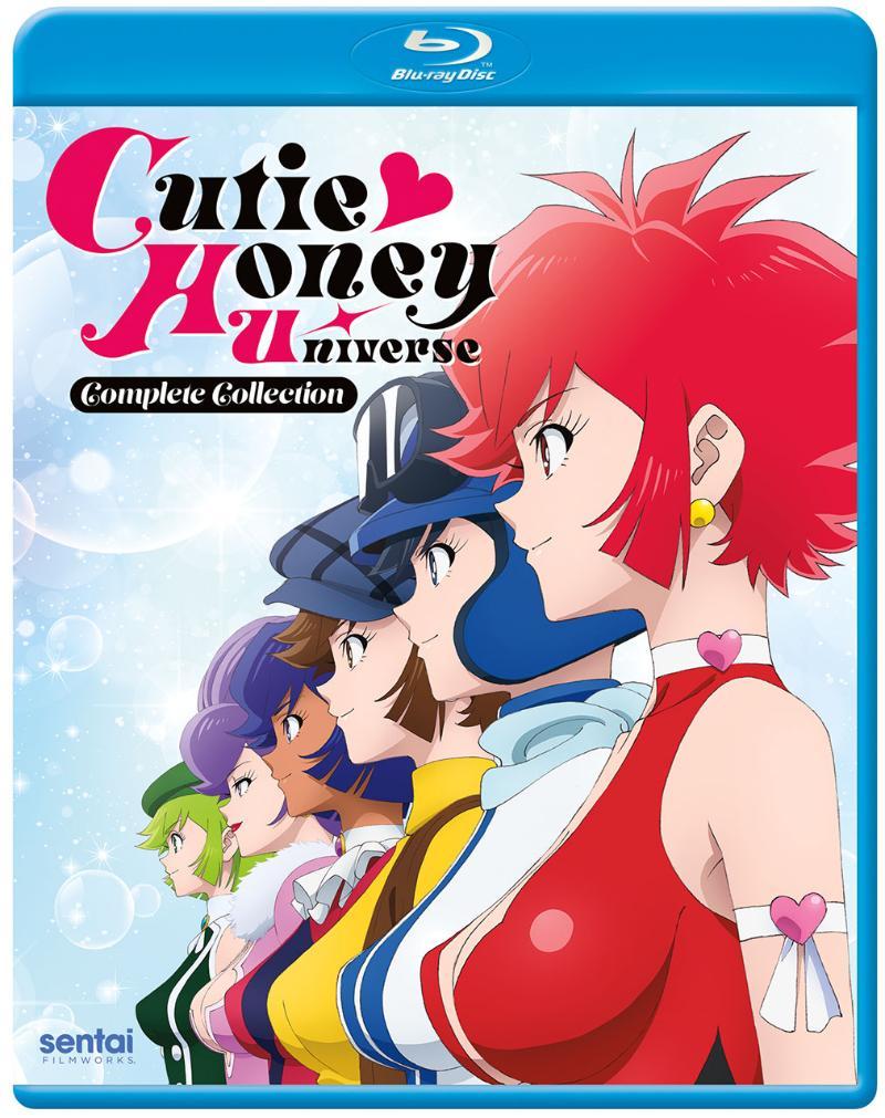 Cutie Honey Universe Blu-ray