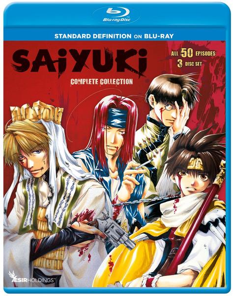 Saiyuki Blu-ray