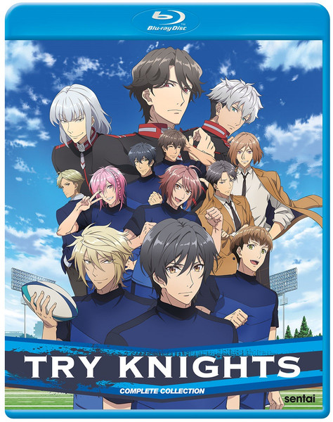 Try Knights Blu-ray