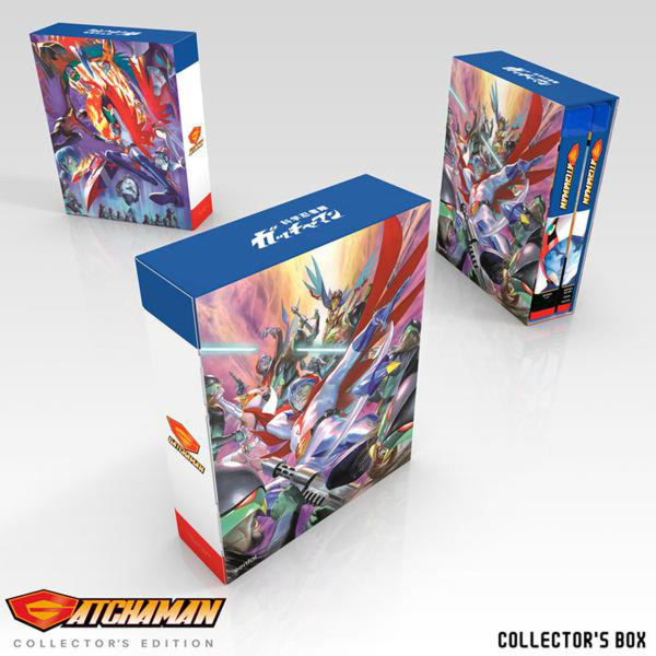 Gatchaman Collector's Edition Blu-ray