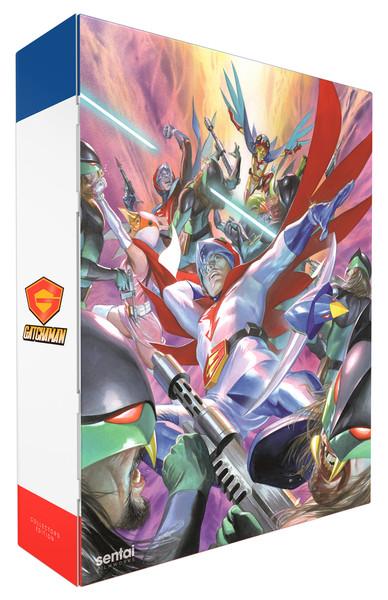 Gatchaman Collector's Edition Blu-ray