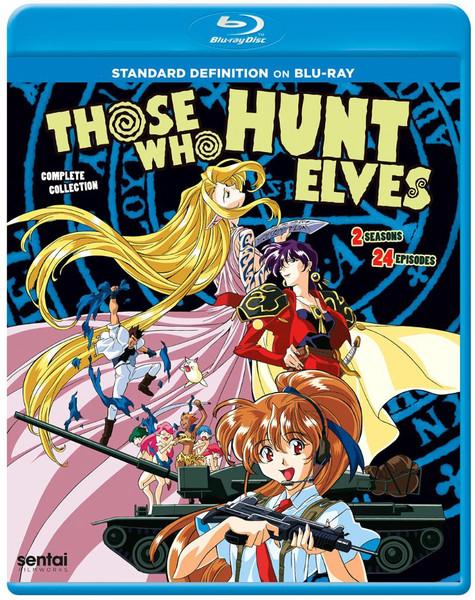 Those Who Hunt Elves Blu-ray