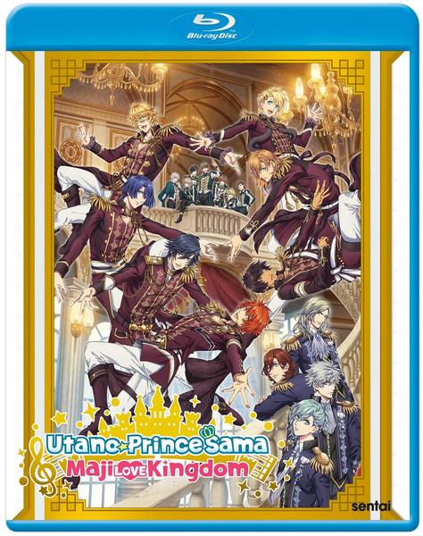 Uta no Prince-Sama Maji LOVE Kingdom Blu-ray