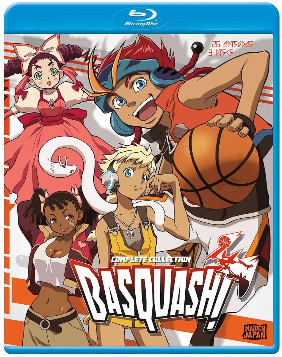 Basquash! Blu-ray