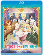 My Next Life as a Villainess All Routes Lead to Doom! Blu-ray