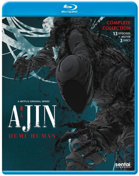 Ajin Blu-ray