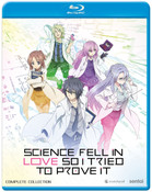 Science Fell in Love So I Tried to Prove It Blu-ray
