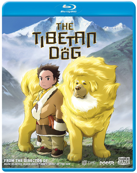 The Tibetan Dog Blu-ray
