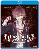 Diabolik Lovers Complete Collection Blu-ray