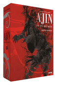 Ajin Demi-Human Season 1 Premium Edition Box Set Blu-ray/DVD