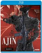 Ajin Demi-Human Season 2 Blu-Ray