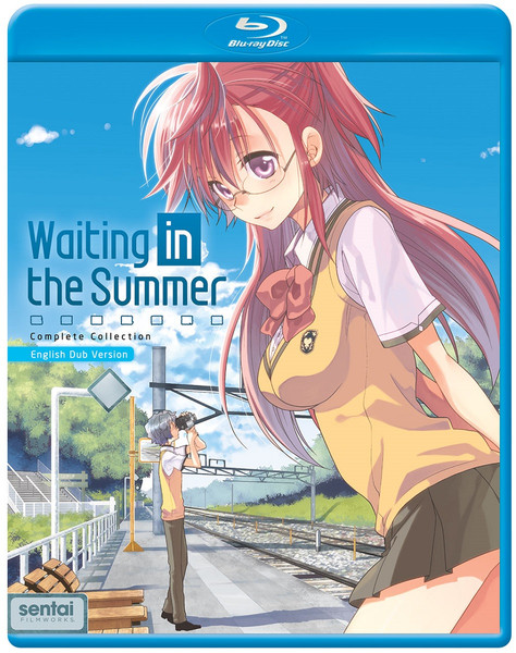 Waiting in the Summer Blu-ray