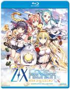 Z/X Code Reunion Blu-ray