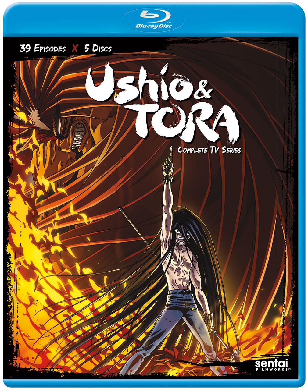 Ushio & Tora Blu-Ray 816726027609