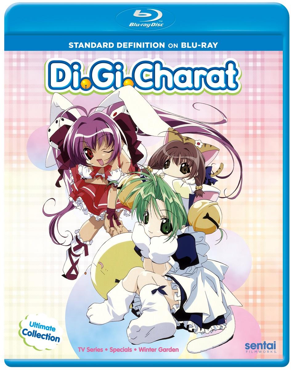 Di Gi Charat Ultimate Collection Blu-ray