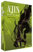 Ajin Demi-Human Season 2 Premium Edition Box Set Blu-Ray/DVD