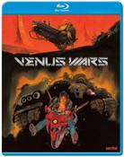 Venus Wars Blu-ray