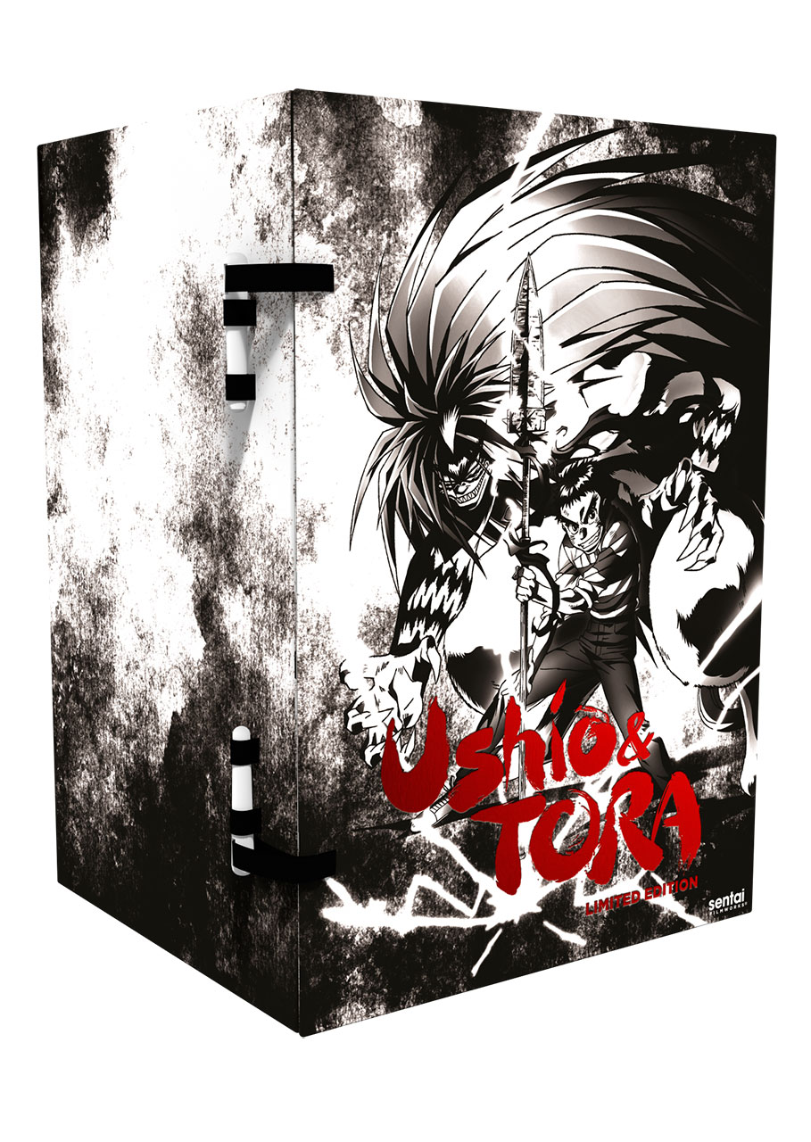 Ushio & Tora Premium Box Set Blu-Ray/DVD 816726027807