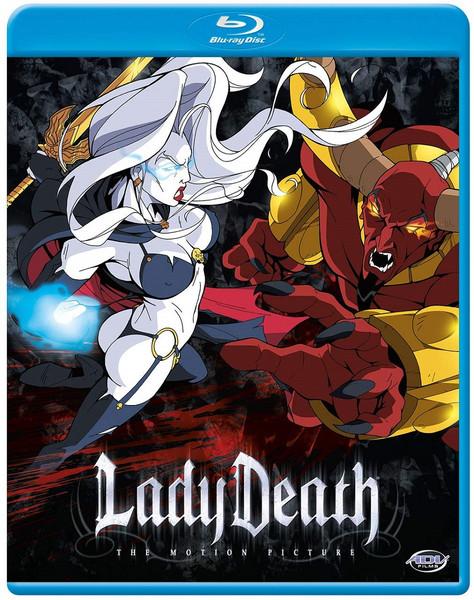 Lady Death Blu-ray