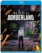 Alice in Borderland Blu-ray