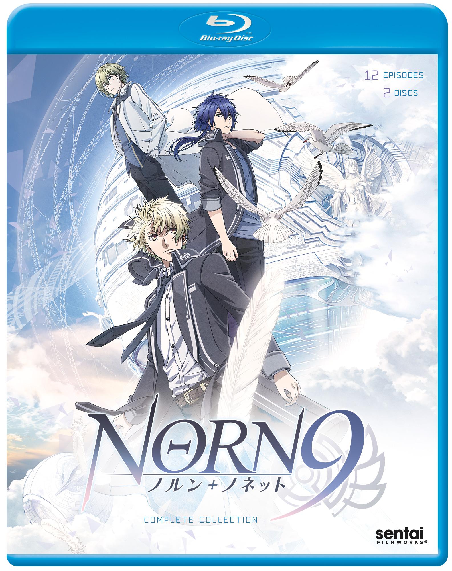 Norn9 Blu-ray