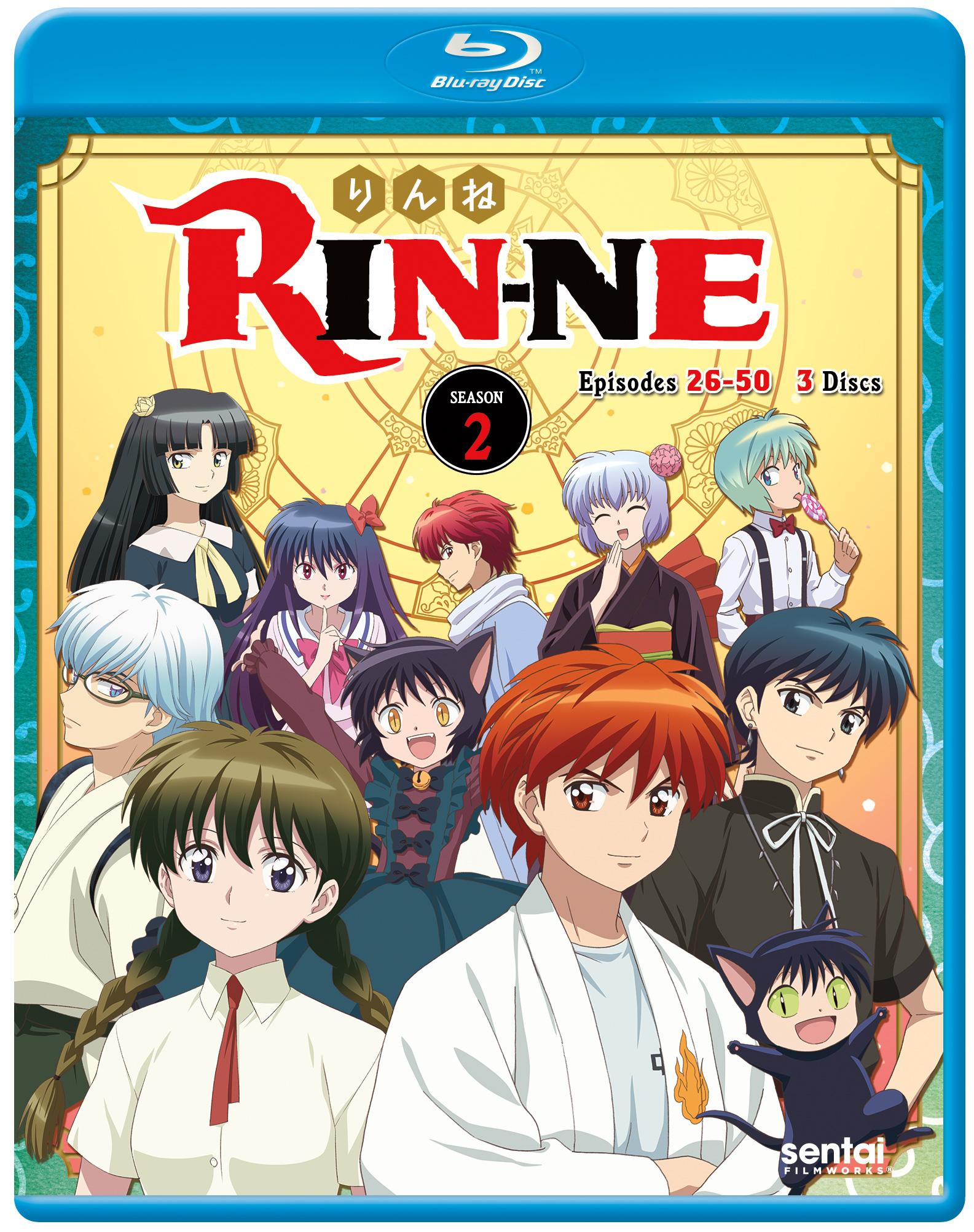 RIN-NE Season 2 Blu-ray