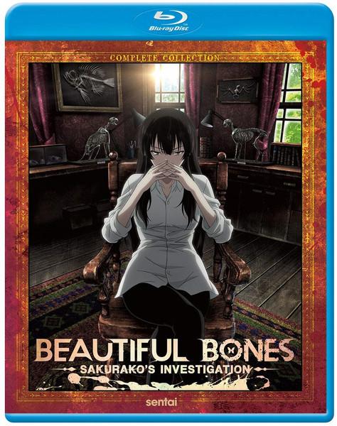 Beautiful Bones Sakurako's Investigation Blu-ray