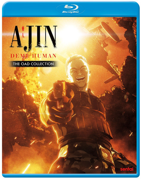 Ajin Demi-Human The OADS Blu-ray