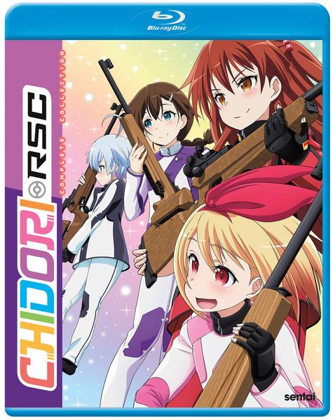 Chidori RSC Blu-ray
