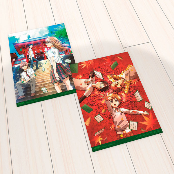 Chihayafuru Season 1 Premium Edition Box Set Blu-ray/DVD