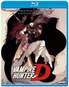 Vampire Hunter D OVA Blu-ray