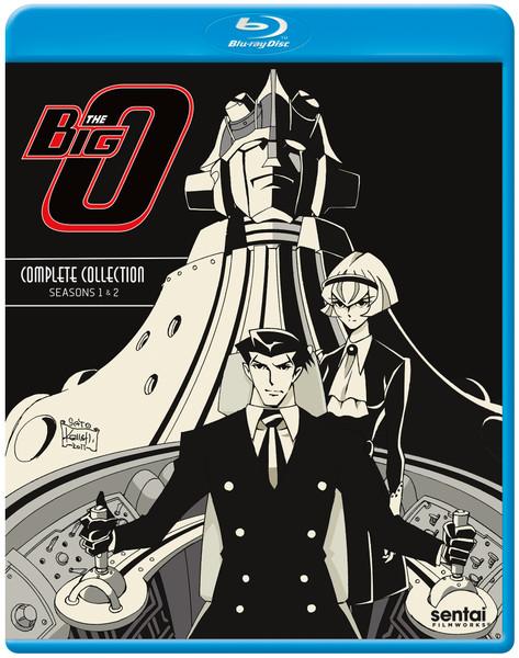 The Big O Blu-ray