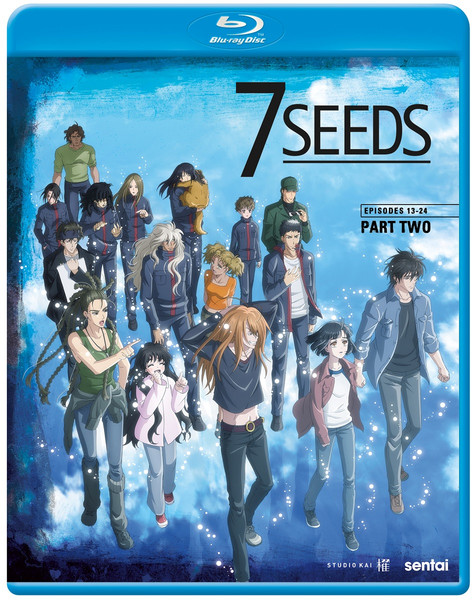 7 Seeds Part 2 Blu-ray