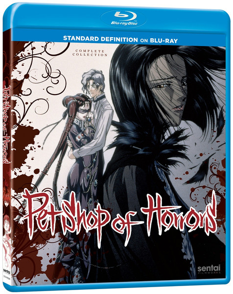Pet Shop of Horrors Blu-ray