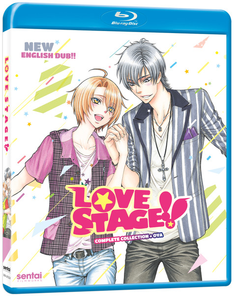 Love Stage!! Blu-ray