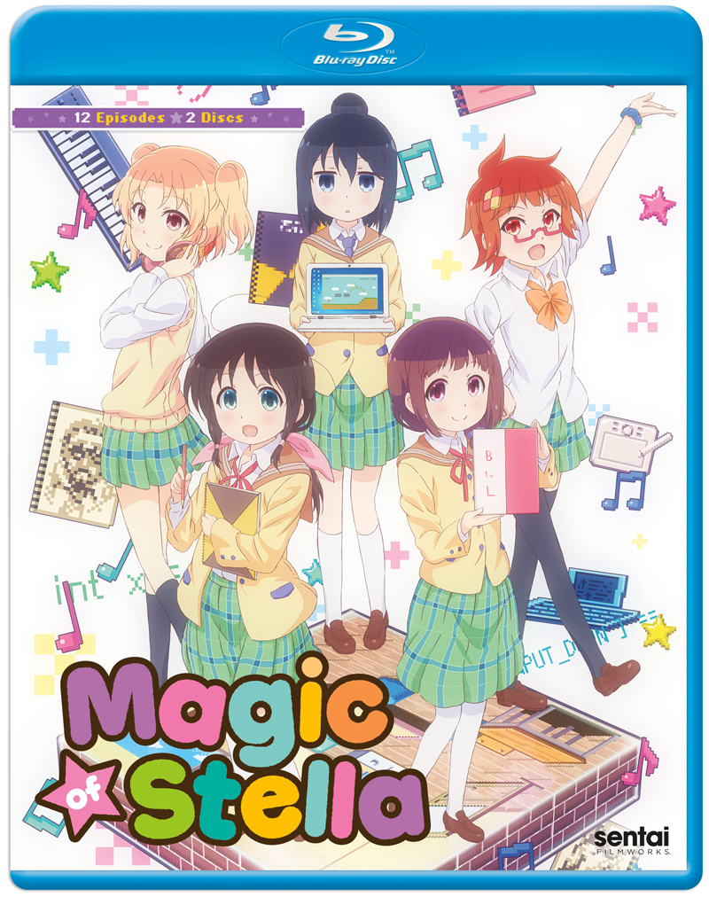 Magic of Stella Blu-ray 816726029511