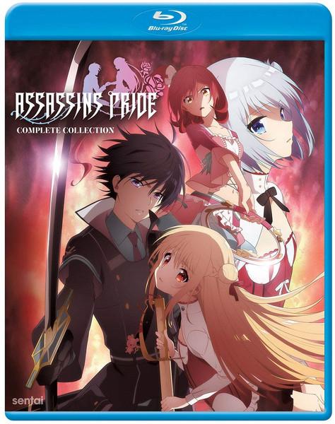Assassins Pride Blu-ray