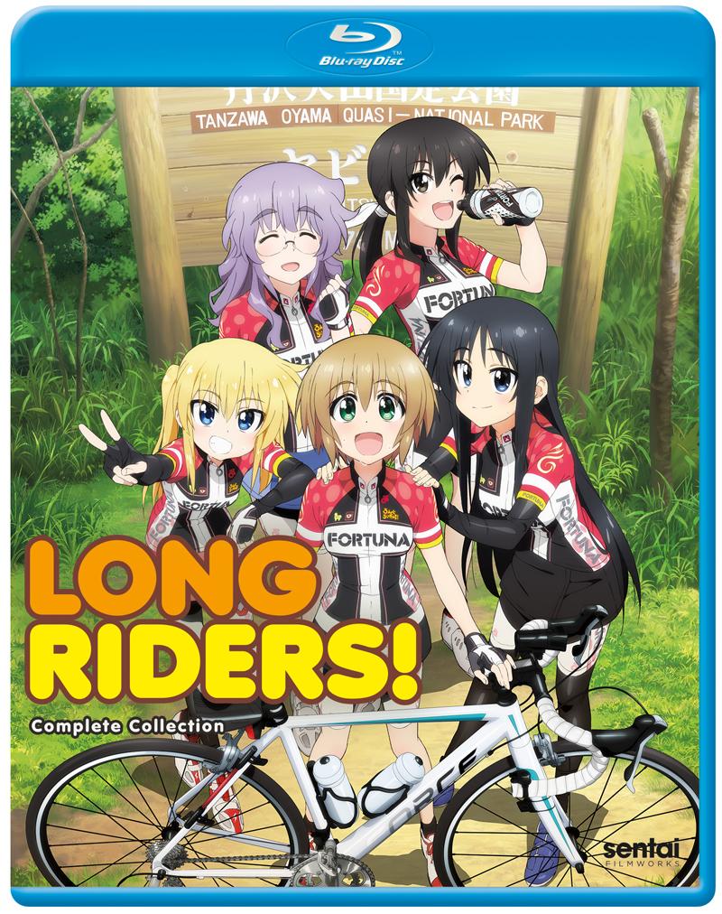 Long Riders Blu-ray 816726029610
