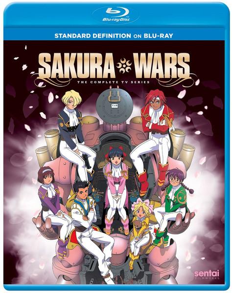 Sakura Wars Blu-ray