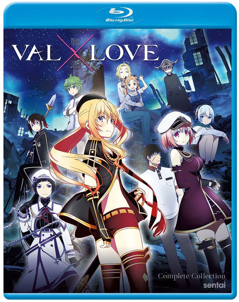 Val X Love Blu-ray
