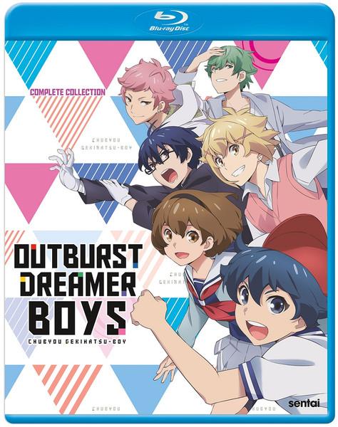 Outburst Dreamer Boys Blu-ray