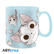 Kitty Poses Chi's Sweet Home Mug
