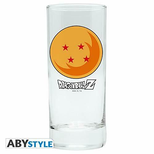 2-Piece Drinkware & Coaster Dragon Ball Z Gift Set